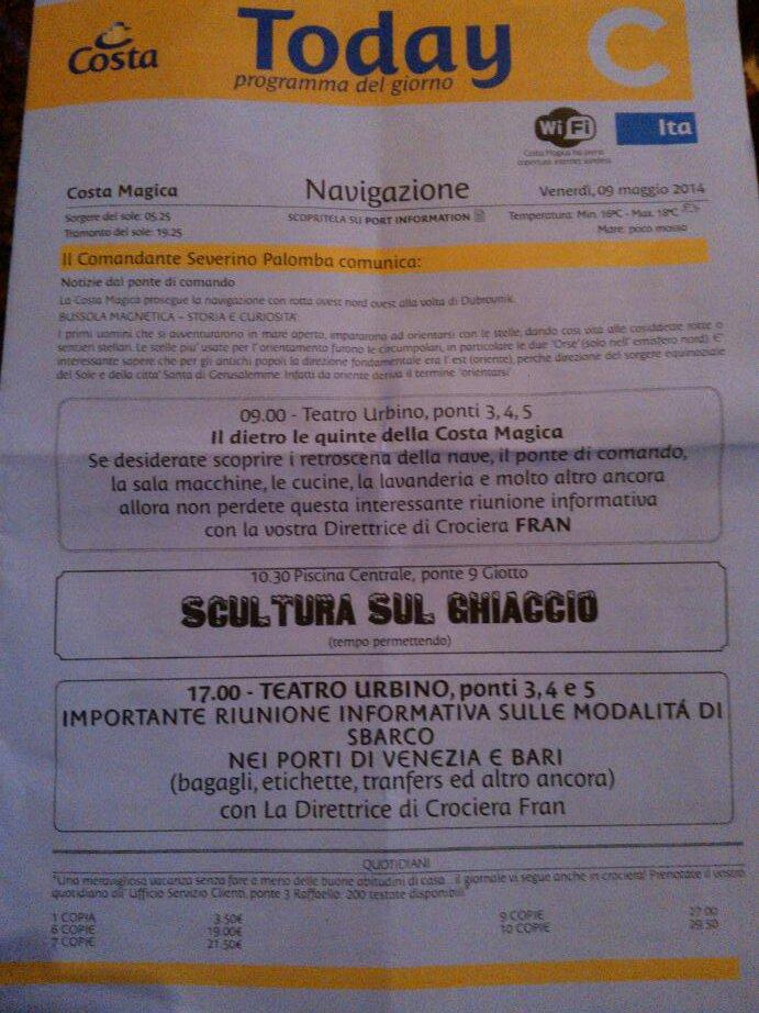2014/05/09 Navigazione Costa Magica-uploadfromtaptalk1399713781937-jpg