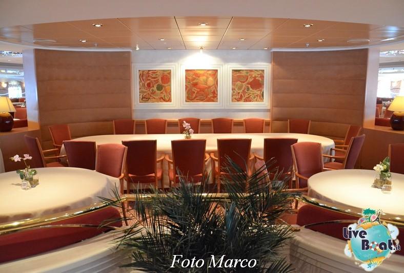 """Il ristorante """"La Bussola"""" di Msc Lirica-02foto-msc_lirica-liveboat-jpg"""