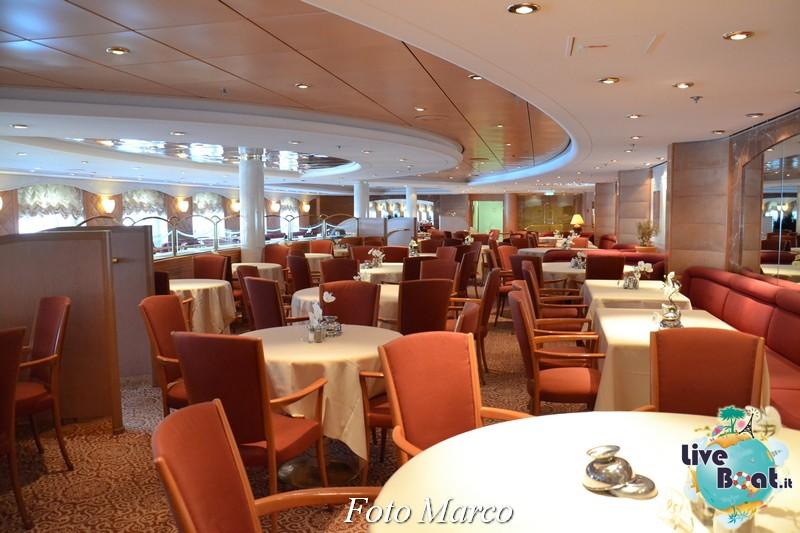 """Il ristorante """"La Bussola"""" di Msc Lirica-03foto-msc_lirica-liveboat-jpg"""