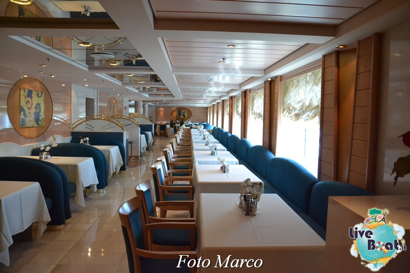 """L'Ippocampo Restaurant"" di Msc Lirica-01foto-msc_lirica-liveboat-jpg"