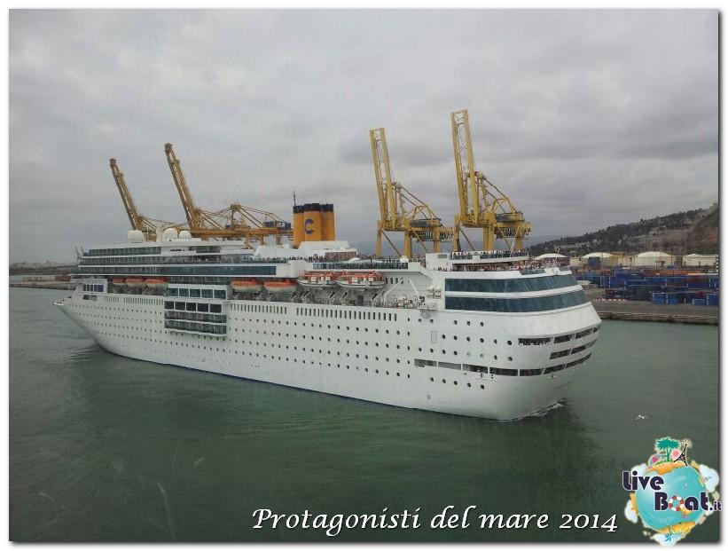 2014/05/12 - Barcellona Protagonisti del mare Costa Luminosa-foto-protagonisti-mare-costacrociere-costa-cruises-costa-diadema-costa-luminosa-diadema-battesimo-christening-diadema-5-jpg