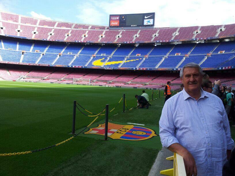 2014/05/12 - Barcellona Protagonisti del mare Costa Luminosa-uploadfromtaptalk1399905780400-jpg