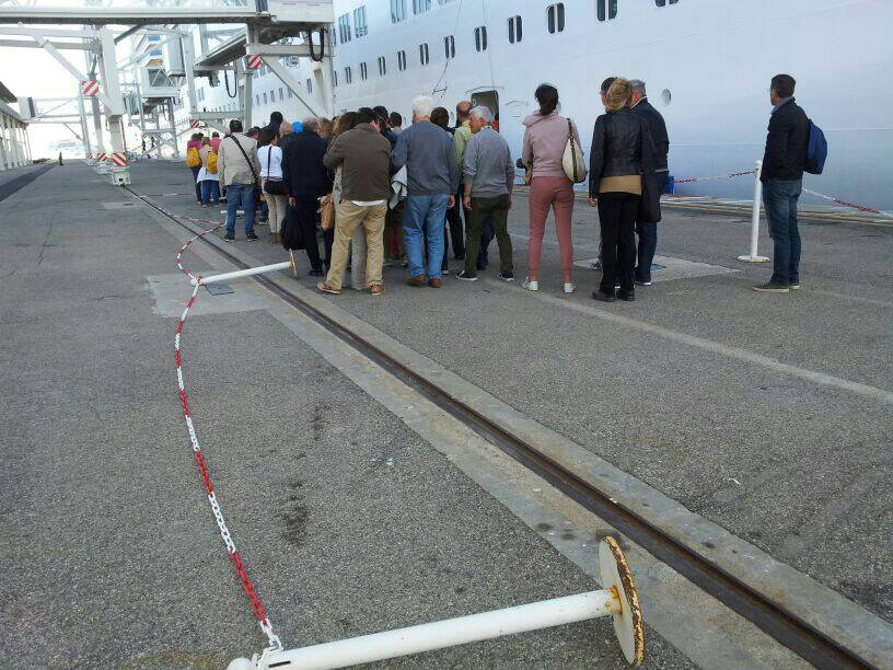 2014/05/13 - Marsiglia, Protagonisti del mare Costa Luminosa-uploadfromtaptalk1399995885035-jpg