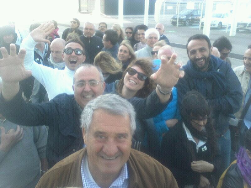 2014/05/13 - Marsiglia, Protagonisti del mare Costa Luminosa-uploadfromtaptalk1399996850496-jpg