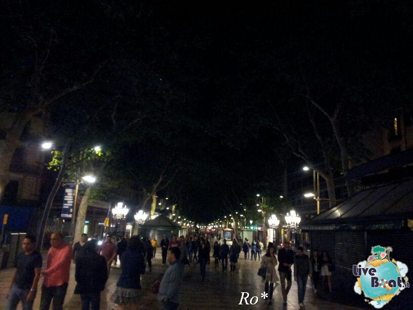 2014/05/16 - Barcellona - Costa neoRiviera-11foto-costa-neoriviera-diretta-liveboat-crociere-jpg