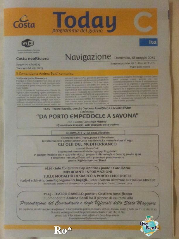 2014/05/18 - Navigazione - Costa neoRiviera-9-costa-neoriviera-navigazione-diretta-liveboat-crociere-jpg