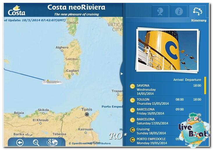 2014/05/18 - Navigazione - Costa neoRiviera-costa-neoriviera-navigazione-diretta-liveboat-crociere-2-jpg