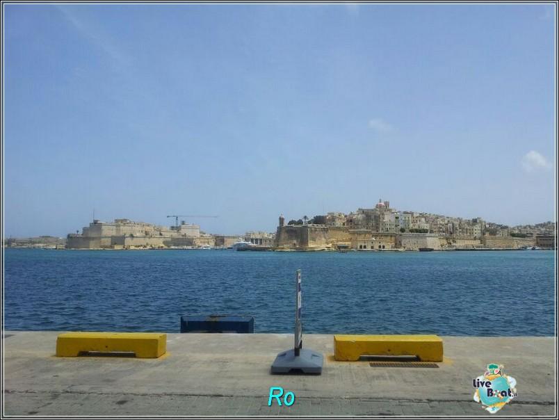 2014/05/20 - La Valletta - Costa neoRiviera-foto-costaneoriviera-costacrociere-malta-direttaliveboat-crociere-13-jpg