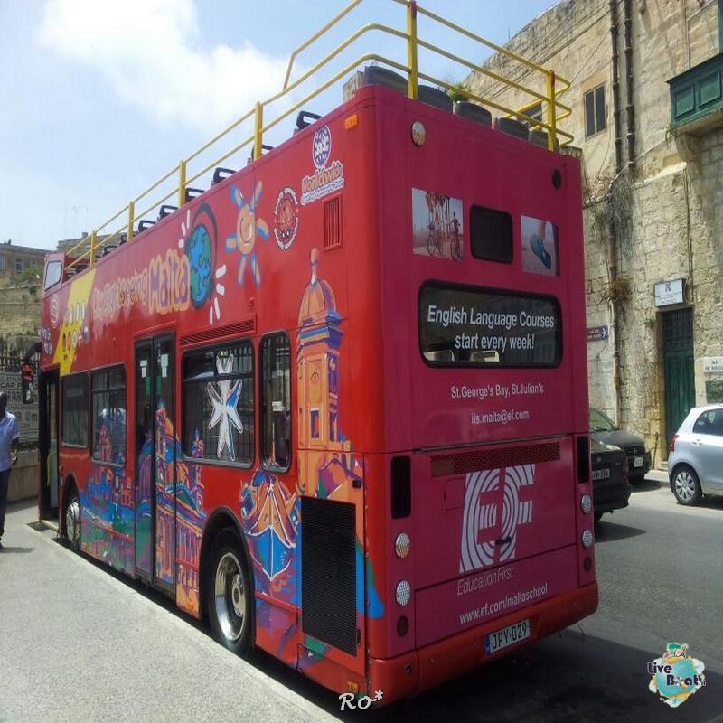 2014/05/20 - La Valletta - Costa neoRiviera-liveboat001-foto-costaneoriviera-costacrociere-malta-direttaliveboat-crociere-jpg