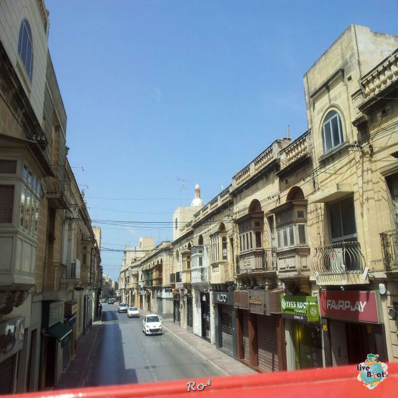 2014/05/20 - La Valletta - Costa neoRiviera-liveboat003-foto-costaneoriviera-costacrociere-malta-direttaliveboat-crociere-jpg