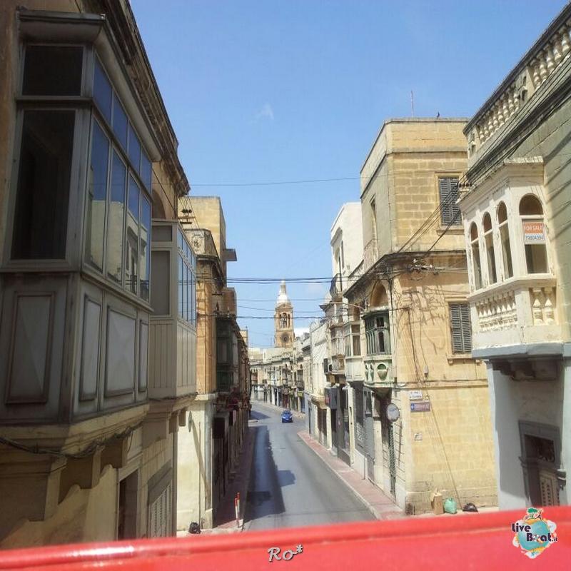 2014/05/20 - La Valletta - Costa neoRiviera-liveboat006-foto-costaneoriviera-costacrociere-malta-direttaliveboat-crociere-jpg