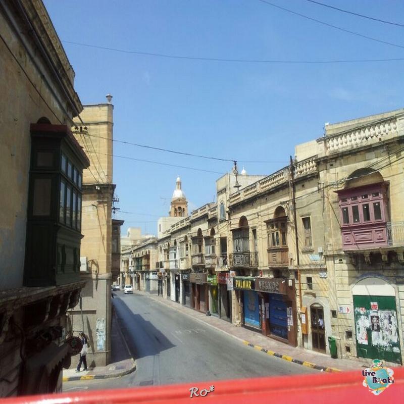 2014/05/20 - La Valletta - Costa neoRiviera-liveboat007-foto-costaneoriviera-costacrociere-malta-direttaliveboat-crociere-jpg