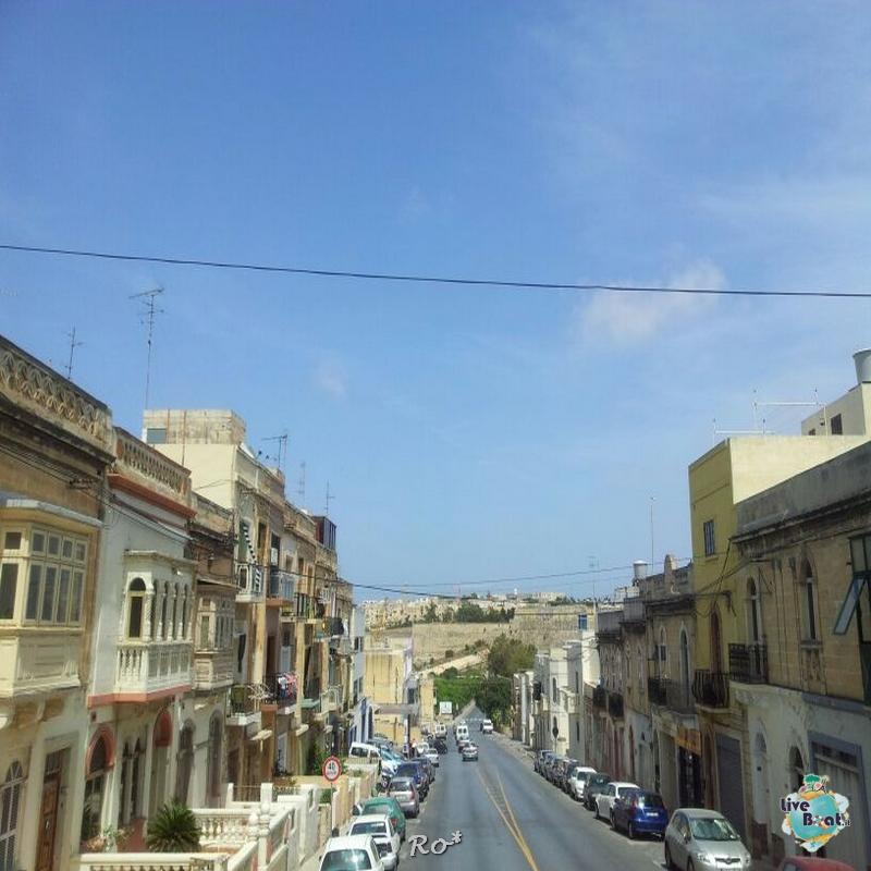 2014/05/20 - La Valletta - Costa neoRiviera-liveboat008-foto-costaneoriviera-costacrociere-malta-direttaliveboat-crociere-jpg