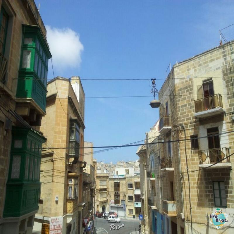 2014/05/20 - La Valletta - Costa neoRiviera-liveboat009-foto-costaneoriviera-costacrociere-malta-direttaliveboat-crociere-jpg