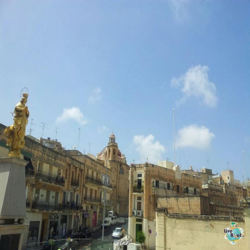 2014/05/20 - La Valletta - Costa neoRiviera-liveboat010-foto-costaneoriviera-costacrociere-malta-direttaliveboat-crociere-jpg