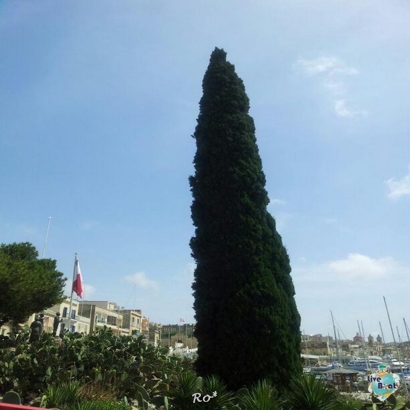2014/05/20 - La Valletta - Costa neoRiviera-liveboat011-foto-costaneoriviera-costacrociere-malta-direttaliveboat-crociere-jpg