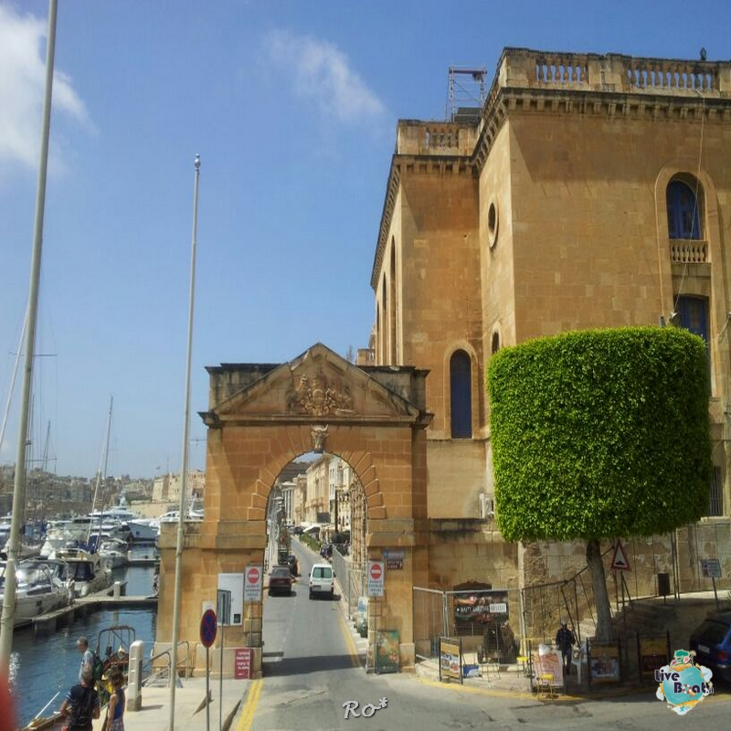 2014/05/20 - La Valletta - Costa neoRiviera-liveboat012-foto-costaneoriviera-costacrociere-malta-direttaliveboat-crociere-jpg
