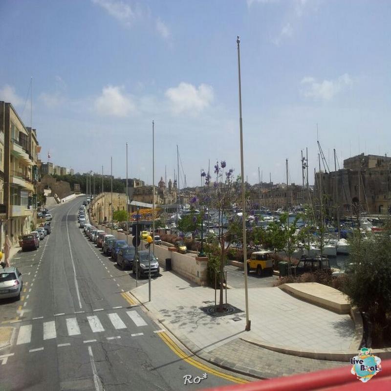 2014/05/20 - La Valletta - Costa neoRiviera-liveboat013-foto-costaneoriviera-costacrociere-malta-direttaliveboat-crociere-jpg