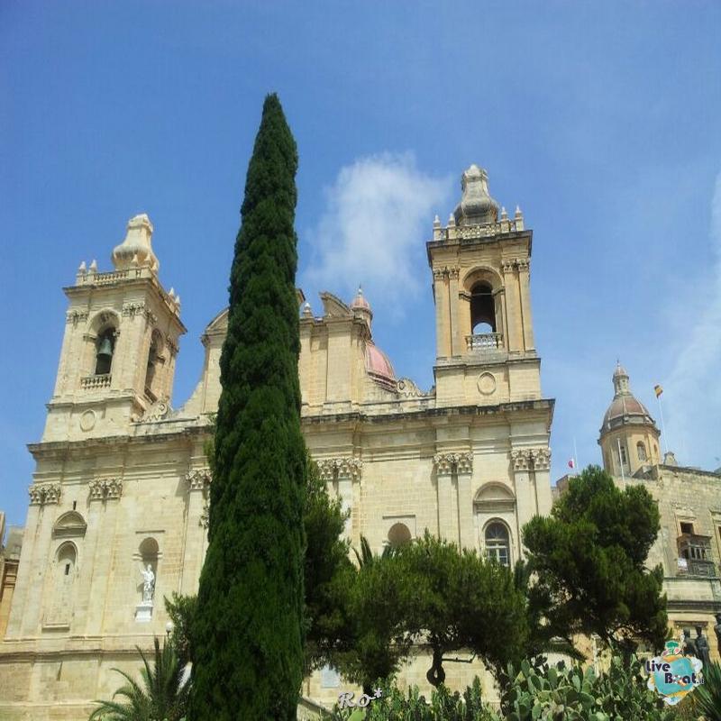 2014/05/20 - La Valletta - Costa neoRiviera-liveboat014-foto-costaneoriviera-costacrociere-malta-direttaliveboat-crociere-jpg