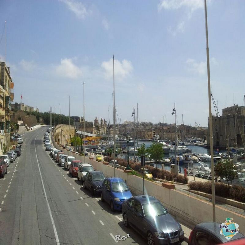 2014/05/20 - La Valletta - Costa neoRiviera-liveboat017-foto-costaneoriviera-costacrociere-malta-direttaliveboat-crociere-jpg
