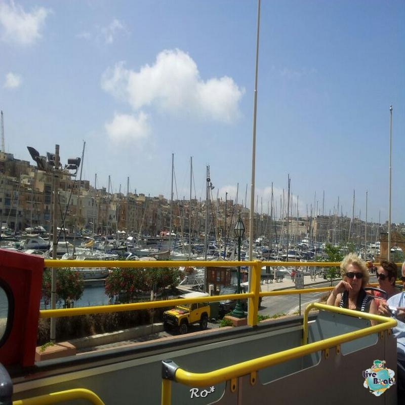 2014/05/20 - La Valletta - Costa neoRiviera-liveboat018-foto-costaneoriviera-costacrociere-malta-direttaliveboat-crociere-jpg