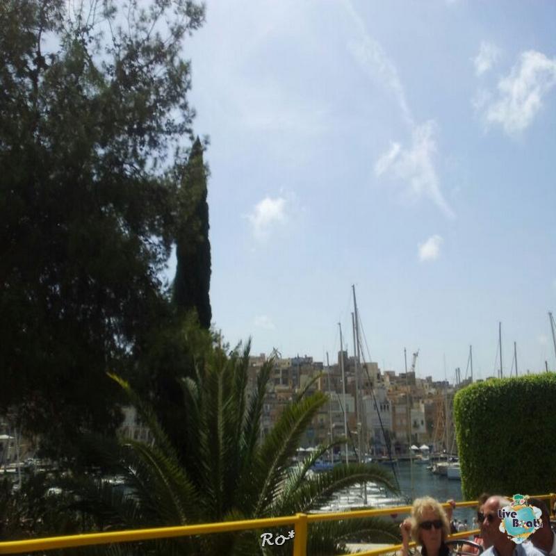 2014/05/20 - La Valletta - Costa neoRiviera-liveboat019-foto-costaneoriviera-costacrociere-malta-direttaliveboat-crociere-jpg