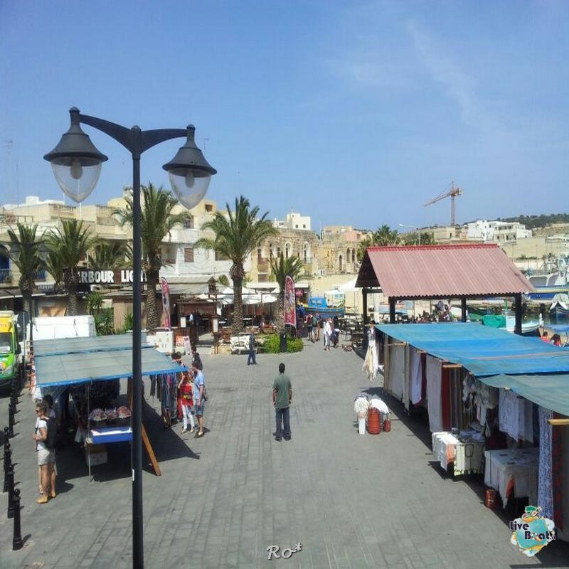 2014/05/20 - La Valletta - Costa neoRiviera-liveboat020-foto-costaneoriviera-costacrociere-malta-direttaliveboat-crociere-jpg