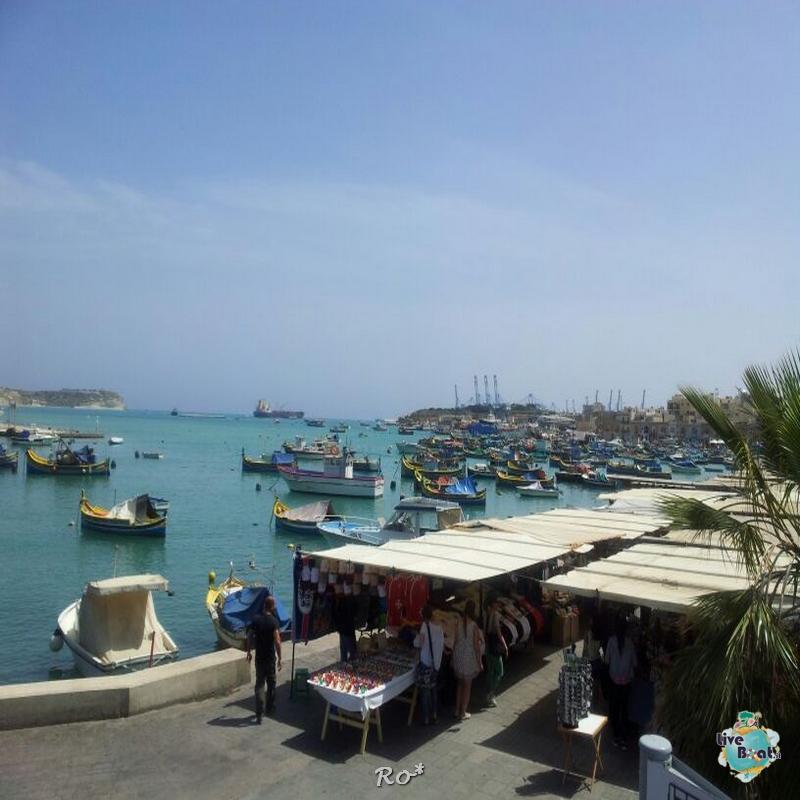 2014/05/20 - La Valletta - Costa neoRiviera-liveboat021-foto-costaneoriviera-costacrociere-malta-direttaliveboat-crociere-jpg