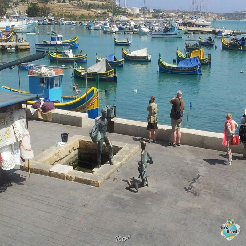 2014/05/20 - La Valletta - Costa neoRiviera-liveboat025-foto-costaneoriviera-costacrociere-malta-direttaliveboat-crociere-jpg