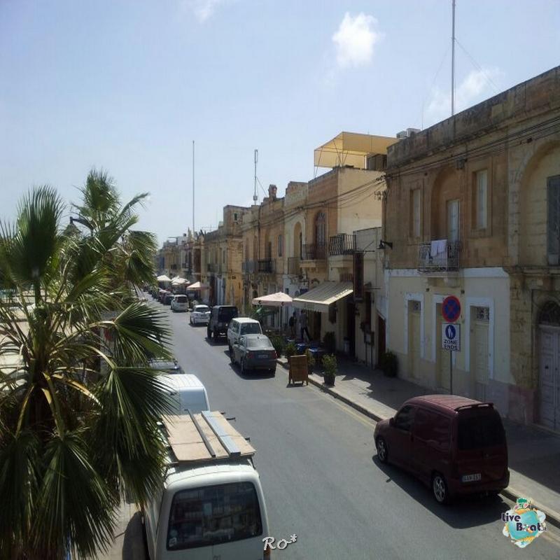 2014/05/20 - La Valletta - Costa neoRiviera-liveboat026-foto-costaneoriviera-costacrociere-malta-direttaliveboat-crociere-jpg