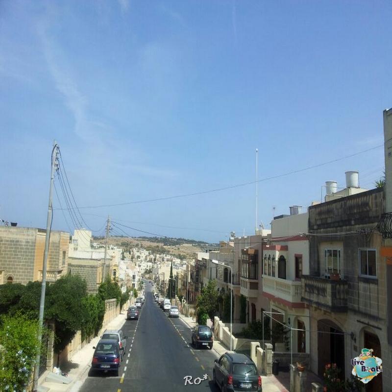 2014/05/20 - La Valletta - Costa neoRiviera-liveboat029-foto-costaneoriviera-costacrociere-malta-direttaliveboat-crociere-jpg