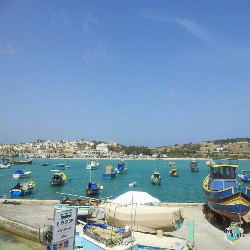 2014/05/20 - La Valletta - Costa neoRiviera-liveboat032-foto-costaneoriviera-costacrociere-malta-direttaliveboat-crociere-jpg