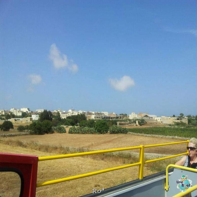 2014/05/20 - La Valletta - Costa neoRiviera-liveboat037-foto-costaneoriviera-costacrociere-malta-direttaliveboat-crociere-jpg