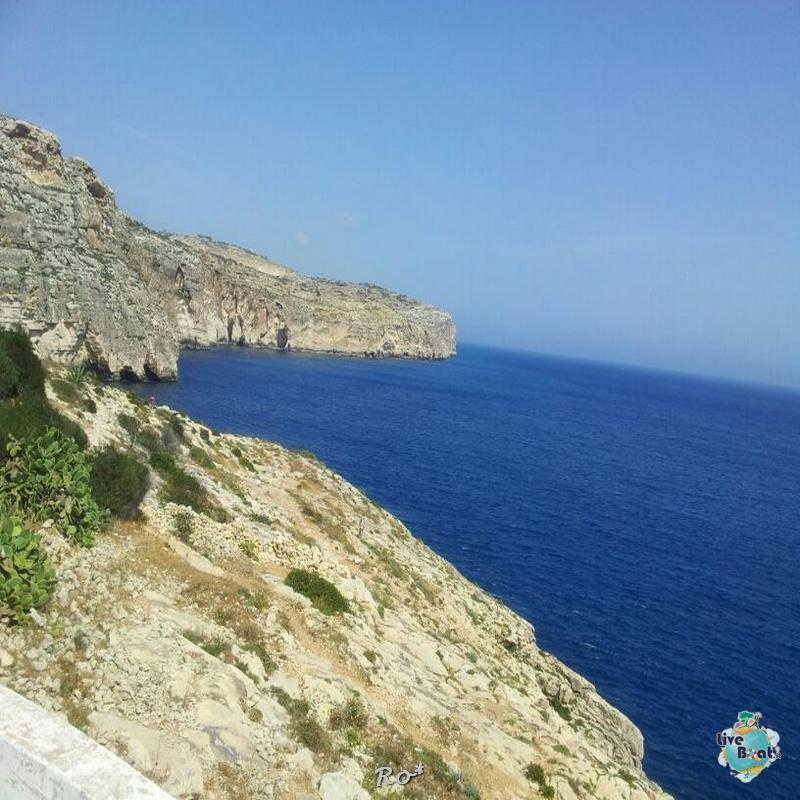 2014/05/20 - La Valletta - Costa neoRiviera-liveboat039-foto-costaneoriviera-costacrociere-malta-direttaliveboat-crociere-jpg