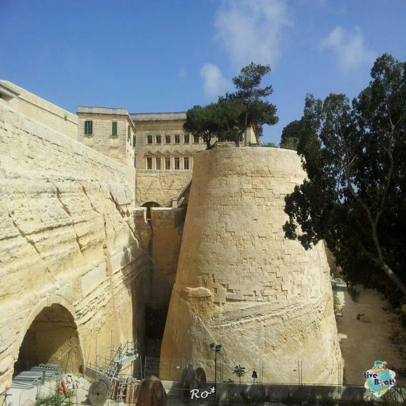 2014/05/20 - La Valletta - Costa neoRiviera-liveboat056-foto-costaneoriviera-costacrociere-malta-direttaliveboat-crociere-jpg