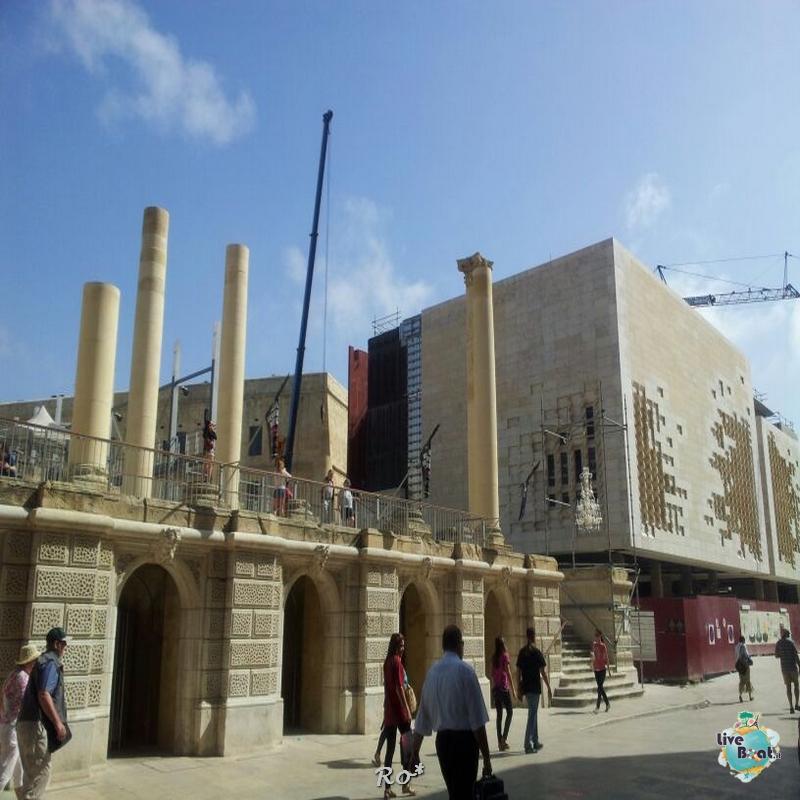 2014/05/20 - La Valletta - Costa neoRiviera-liveboat059-foto-costaneoriviera-costacrociere-malta-direttaliveboat-crociere-jpg