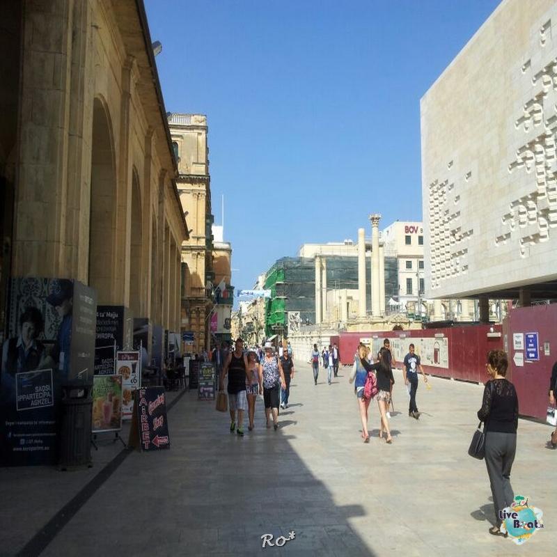 2014/05/20 - La Valletta - Costa neoRiviera-liveboat060-foto-costaneoriviera-costacrociere-malta-direttaliveboat-crociere-jpg