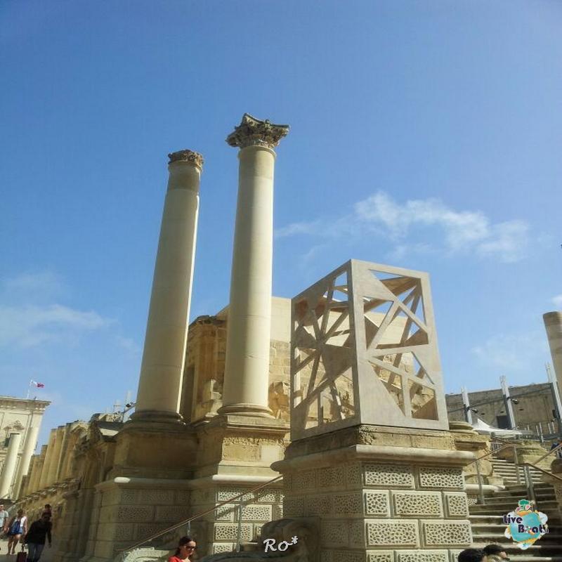 2014/05/20 - La Valletta - Costa neoRiviera-liveboat062-foto-costaneoriviera-costacrociere-malta-direttaliveboat-crociere-jpg