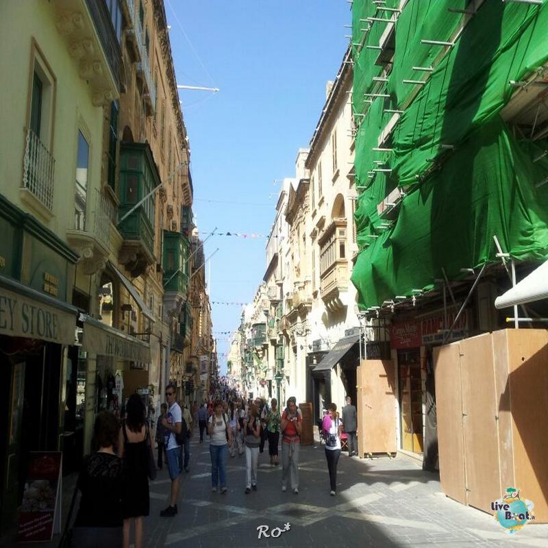2014/05/20 - La Valletta - Costa neoRiviera-liveboat070-foto-costaneoriviera-costacrociere-malta-direttaliveboat-crociere-jpg