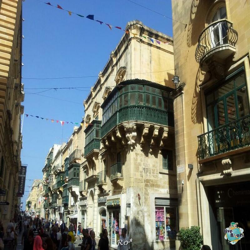 2014/05/20 - La Valletta - Costa neoRiviera-liveboat075-foto-costaneoriviera-costacrociere-malta-direttaliveboat-crociere-jpg