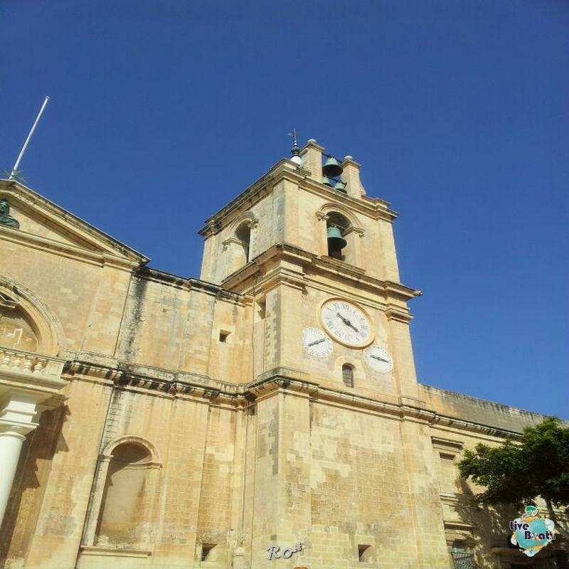 2014/05/20 - La Valletta - Costa neoRiviera-liveboat086-foto-costaneoriviera-costacrociere-malta-direttaliveboat-crociere-jpg