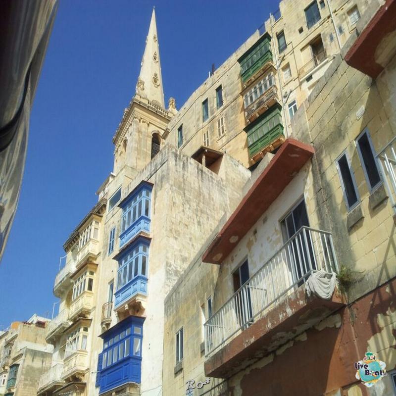 2014/05/20 - La Valletta - Costa neoRiviera-liveboat089-foto-costaneoriviera-costacrociere-malta-direttaliveboat-crociere-jpg
