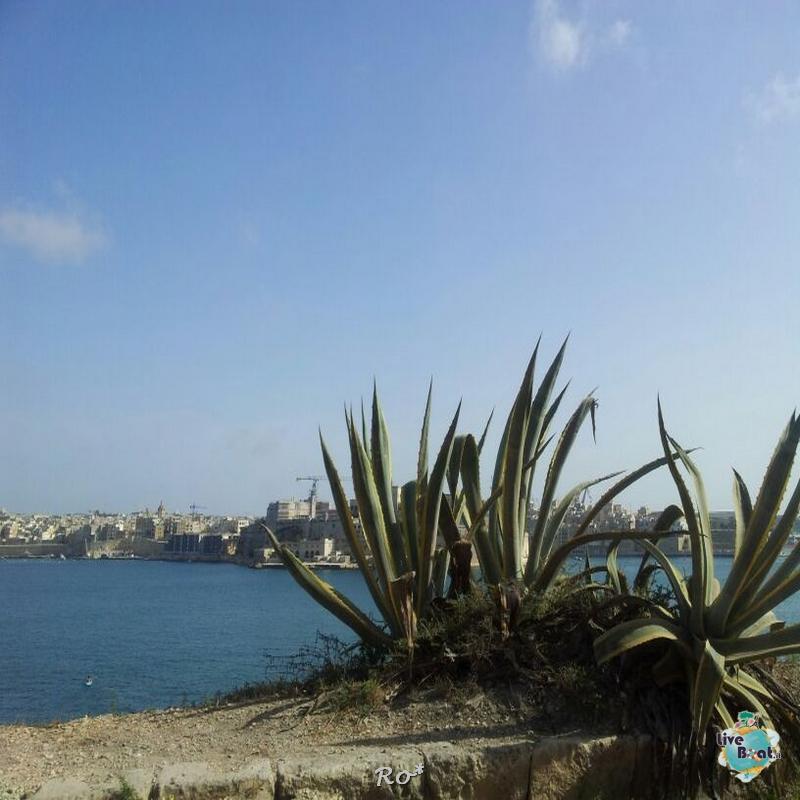 2014/05/20 - La Valletta - Costa neoRiviera-liveboat100-foto-costaneoriviera-costacrociere-malta-direttaliveboat-crociere-jpg