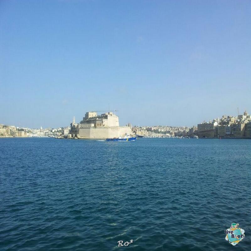 2014/05/20 - La Valletta - Costa neoRiviera-liveboat101-foto-costaneoriviera-costacrociere-malta-direttaliveboat-crociere-jpg