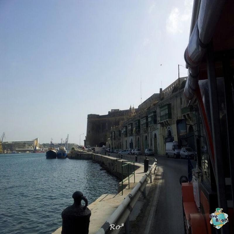 2014/05/20 - La Valletta - Costa neoRiviera-liveboat103-foto-costaneoriviera-costacrociere-malta-direttaliveboat-crociere-jpg