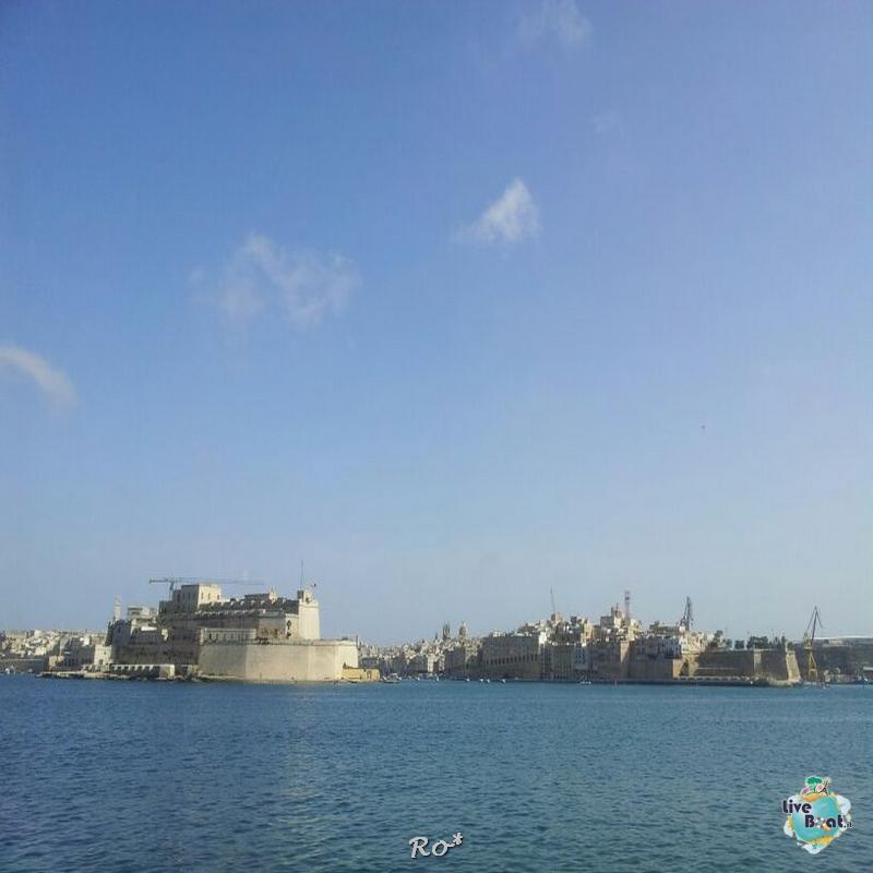 2014/05/20 - La Valletta - Costa neoRiviera-liveboat104-foto-costaneoriviera-costacrociere-malta-direttaliveboat-crociere-jpg