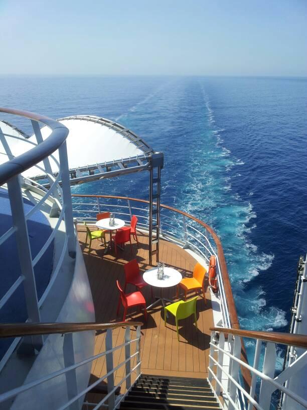 2014/05/21 - Navigazione - Costa neoRiviera-uploadfromtaptalk1400663385956-jpg