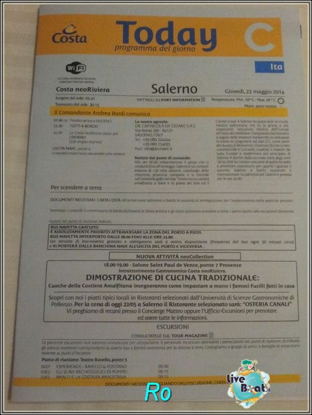 2014/05/22 - Salerno - Costa neoRiviera-foto-costaneoriviera-costacrociere-salerno-direttaliveboat-crociere-2-jpg