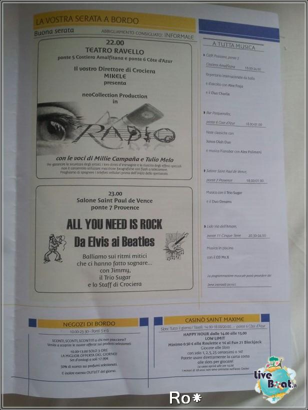 2014/05/23 - Navigazione - Costa neoRiviera-1costaneoriviera-costacrociere-direttaliveboatcrociere-jpg