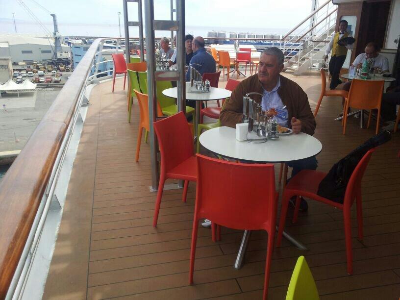 2014/05/25 - Savona (Sbarco) - Costa neoRiviera-uploadfromtaptalk1401015300243-jpg
